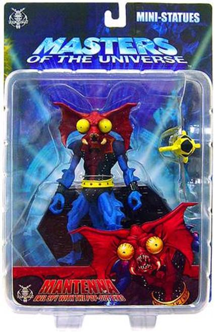 NECA Masters of the Universe Series 3 Mantenna Mini Statue