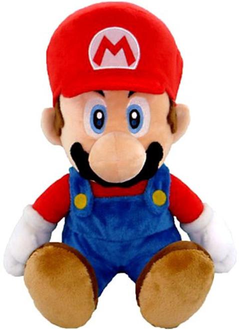 Nintendo Super Mario Mario Party Mario 12-Inch Plush
