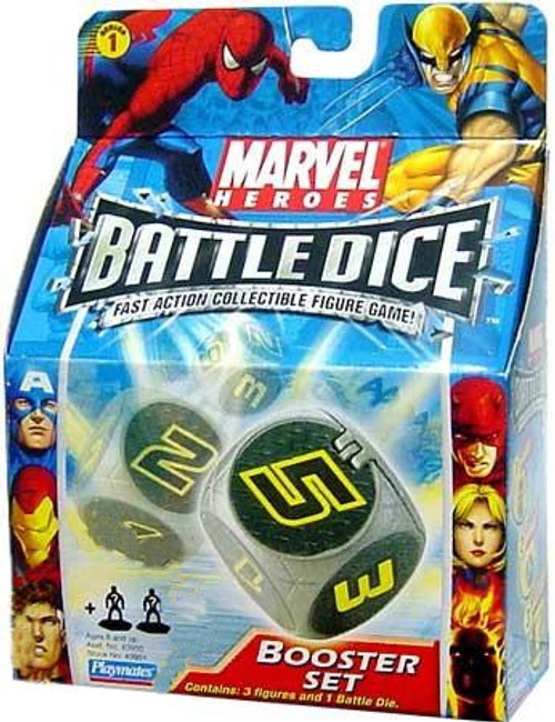 Marvel Heroes Battle Dice Booster Set
