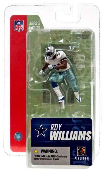 McFarlane Toys NFL Dallas Cowboys Sports Picks Series 3 Mini Roy Williams 3-Inch Mini Figure