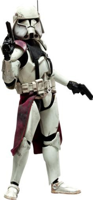 Star Wars Commander Bacara 1/6 Collectible Figure