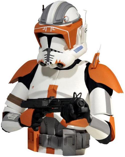 Star Wars Clone Commander Cody Bust Bank