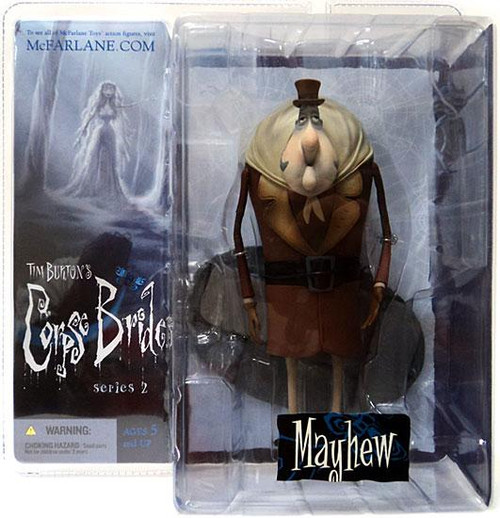 McFarlane Toys Corpse Bride Series 2 Mayhew Action Figure
