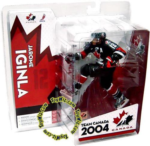 McFarlane Toys NHL Sports Picks Team Canada Jarome Iginla Action Figure