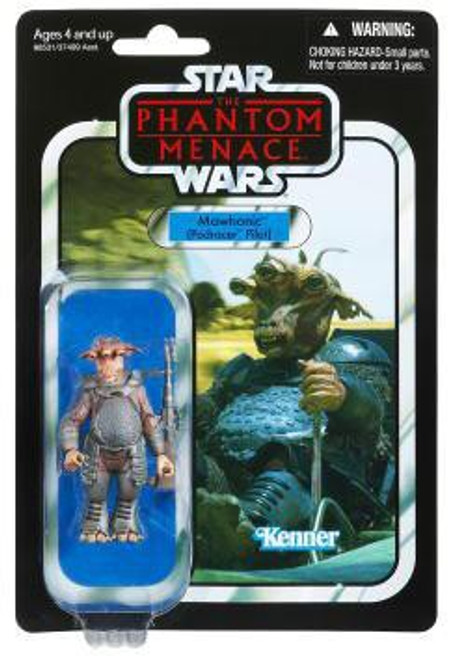 Star Wars The Phantom Menace Vintage Collection 2012 Mawhonic Action Figure #71 [Podracer Pilot]