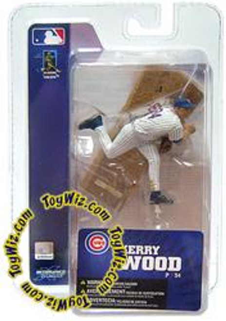 McFarlane Toys MLB Chicago Cubs Sports Picks 3 Inch Mini Series 4 Kerry Wood Mini Figure