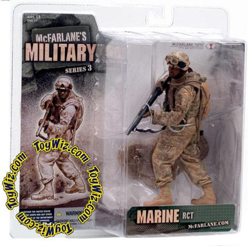 McFarlane Toys McFarlane's Military Series 3 Marine RCT Action Figure [Random Ethnicity]