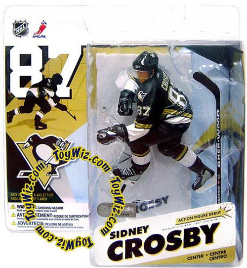 McFarlane Toys NHL Pittsburgh Penguins Sports Picks Series 12 Sidney Crosby Action Figure