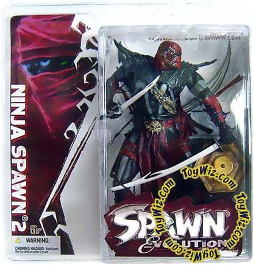 McFarlane Toys Series 29 Evolutions Ninja Spawn 2 Action Figure