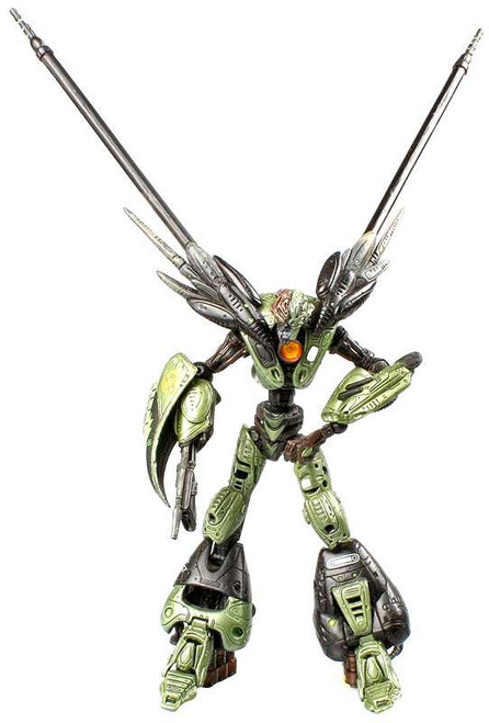 McFarlane Toys Spawn Cyber Units Infiltrator Unit 001 Action Figure