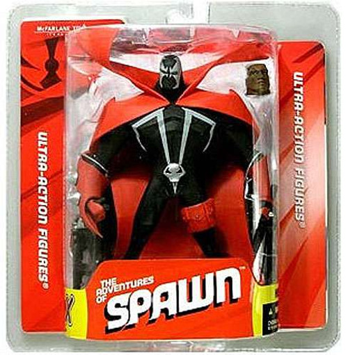 McFarlane Toys Series 30 The Adventures of Spawn Spawn X Action Figure