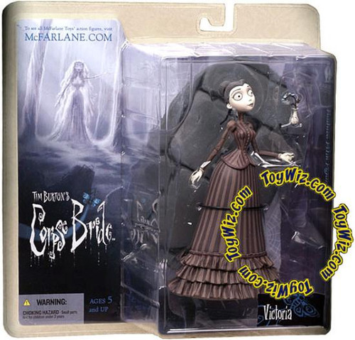 McFarlane Toys Corpse Bride Series 1 Victoria Action Figure