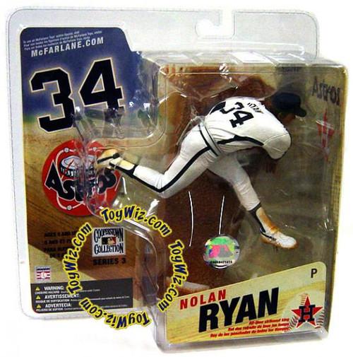 McFarlane Toys MLB Cooperstown Collection Series 3 Nolan Ryan Action Figure [Astros Uniform]