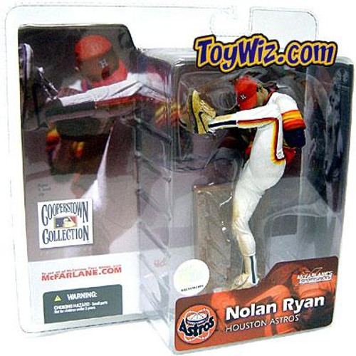 McFarlane Toys MLB Cooperstown Collection Series 1 Nolan Ryan Action Figure [Astros Uniform]