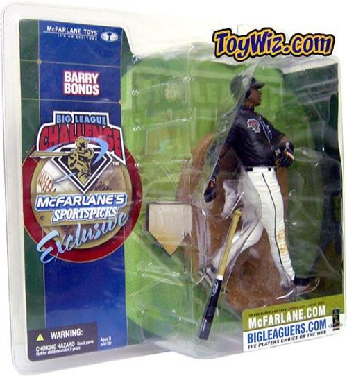 McFarlane Toys MLB Sports Picks Big League Challenge Barry Bonds Action Figure