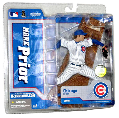 McFarlane Toys MLB Chicago Cubs Sports Picks Series 11 Mark Prior Action Figure [White Jersey]