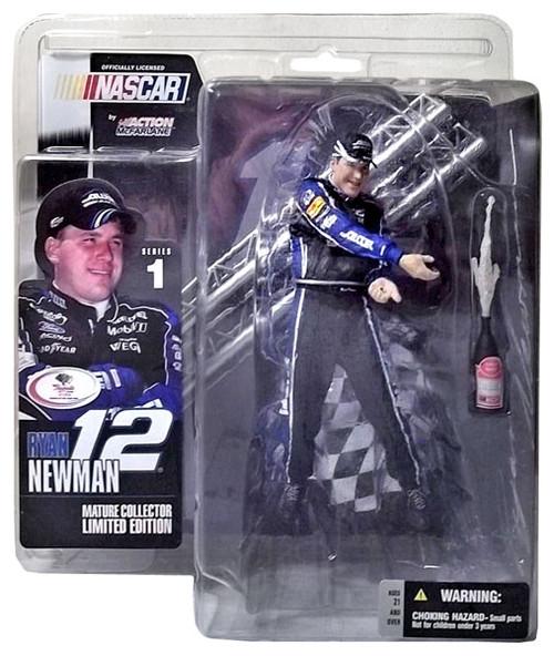 McFarlane Toys NASCAR Series 1 Ryan Newman Action Figure