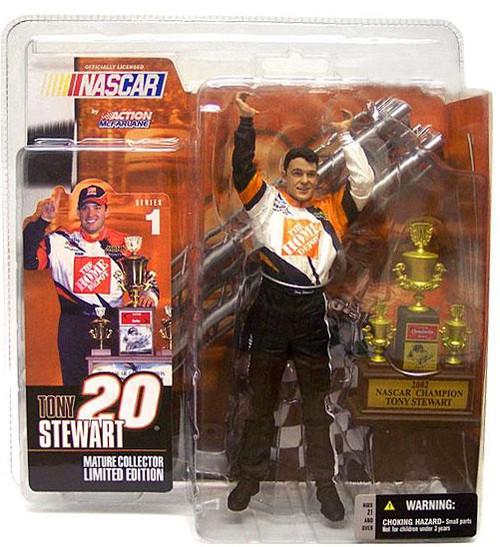 McFarlane Toys NASCAR Series 1 Tony Stewart Action Figure [No Hat]