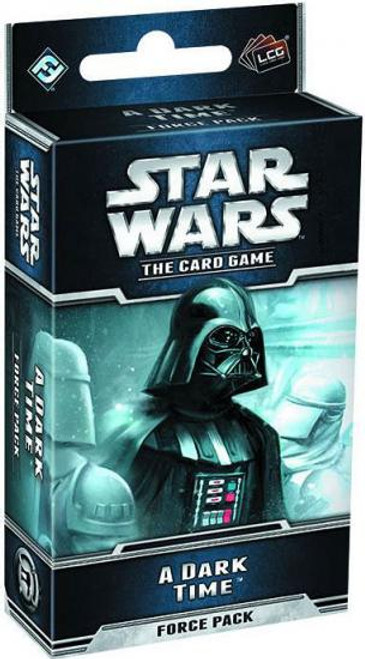 Star Wars The Card Game A Dark Time Force Pack