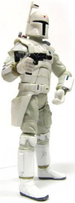 Star Wars Expanded Universe Ralph McQuarrie Signature Series 2009 Boba Fett Action Figure [Loose]