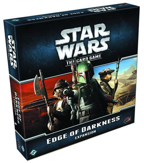 Star Wars The Card Game Edge of Darkness Expansion Pack