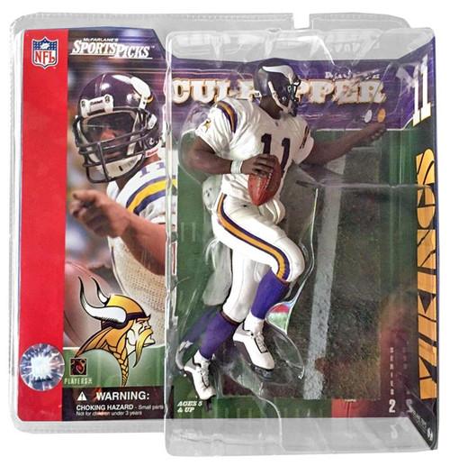 McFarlane Toys NFL Minnesota Vikings Sports Picks Series 2 Daunte Culpepper Action Figure