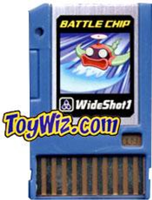 Mega Man WideShot 1 Battle Chip #009