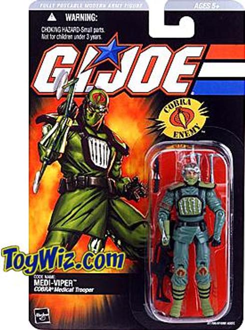 GI Joe Series 1 Cobra Medi-Viper Action Figure