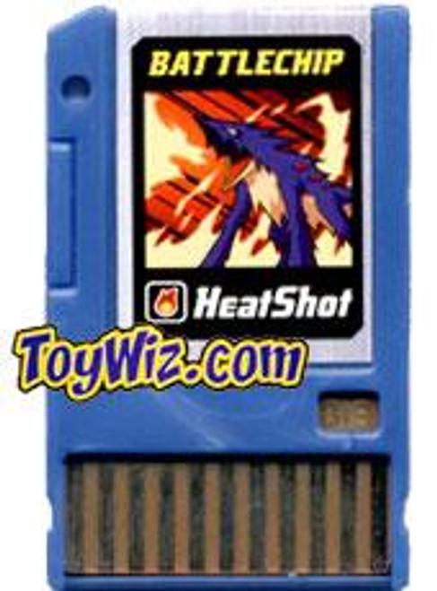 Mega Man HeatShot Battle Chip #019