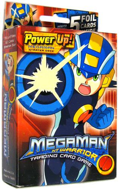 NT Warrior Power Up! Mega Man Starter Deck