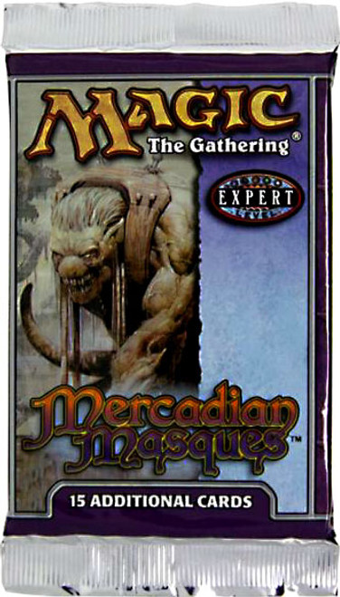 MtG Mercadian Masques Booster Pack
