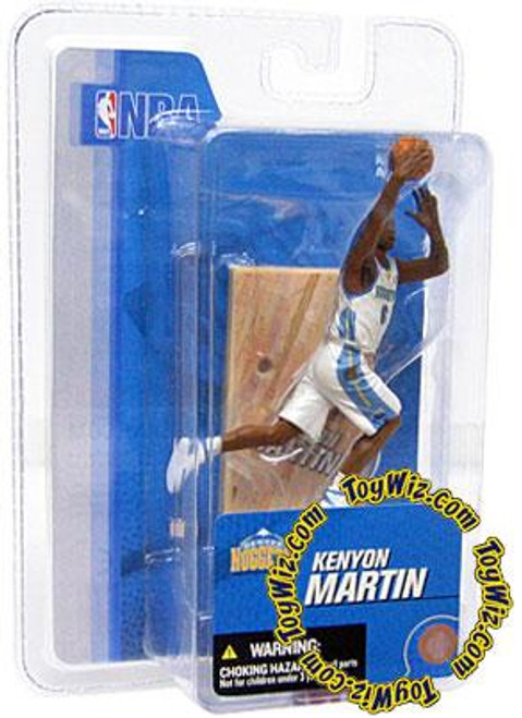 McFarlane Toys NBA Denver Nuggets Sports Picks 3 Inch Mini Series 3 Kenyon Martin Mini Figure