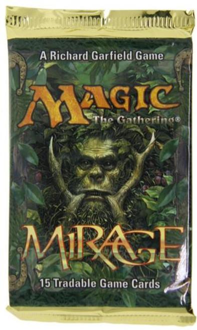 MtG Mirage Booster Pack