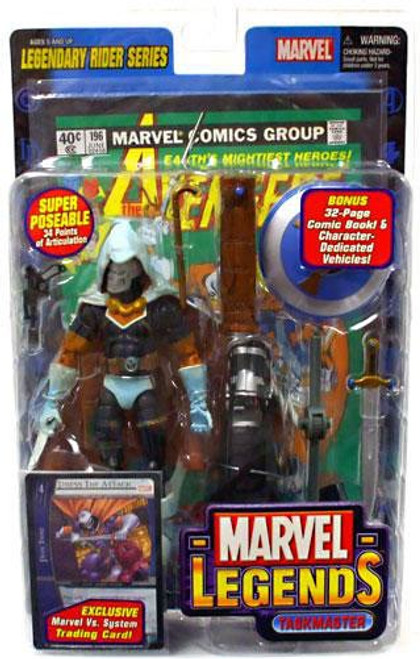 Marvel Legends Series 11 Legendary Riders Taskmaster Action Figure