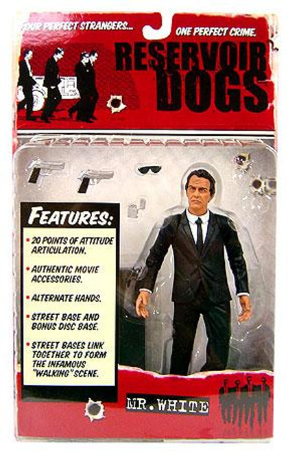 Reservoir Dogs Mr. White Action Figure