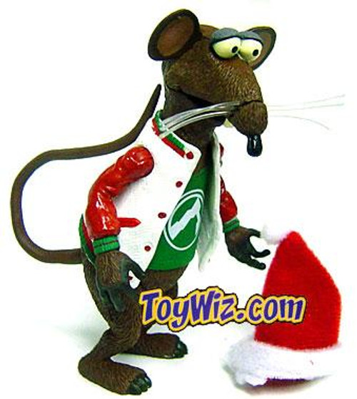 The Muppets Rizzo Exclusive Action Figure [Holiday]