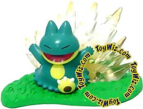 Pokemon Action Battlers Munchlax Mini Figure