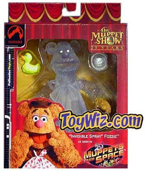 The Muppets The Muppet Show Fozzie Bear Exclusive Action Figure [Invisible Spray]