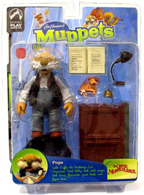 The Muppets The Great Muppet Caper Series 9 Pops Action Figure