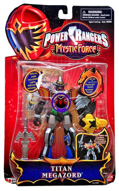 Power Rangers Mystic Force Titan Megazord Action Figure