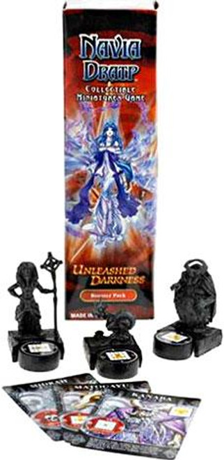 Navia Dratp Collectible Miniatures Game Unleashed Darkness Booster Pack