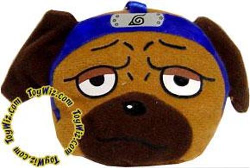 Naruto Dog Head Coin Pouch