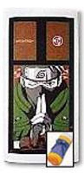 Naruto Kakashi Towel