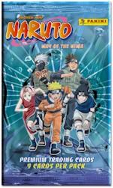 Naruto Way of the Ninja Trading Card Pack
