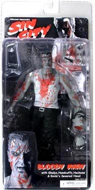 NECA Sin City Series 2 Bloody Marv Action Figure