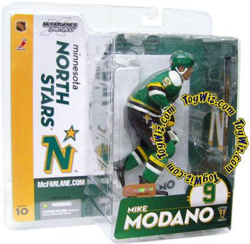 McFarlane Toys NHL Minnesota North Stars Sports Picks Series 10 Mike Modano Action Figure [Retro Jersey]