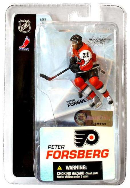 McFarlane Toys NHL Philadelphia Flyers Sports Picks 3 Inch Mini Series 3 Peter Forsberg Mini Figure