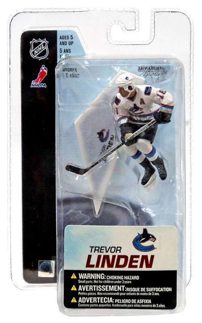 McFarlane Toys NHL Vancouver Canucks Sports Picks 3 Inch Mini Series 3 Trevor Linden Mini Figure