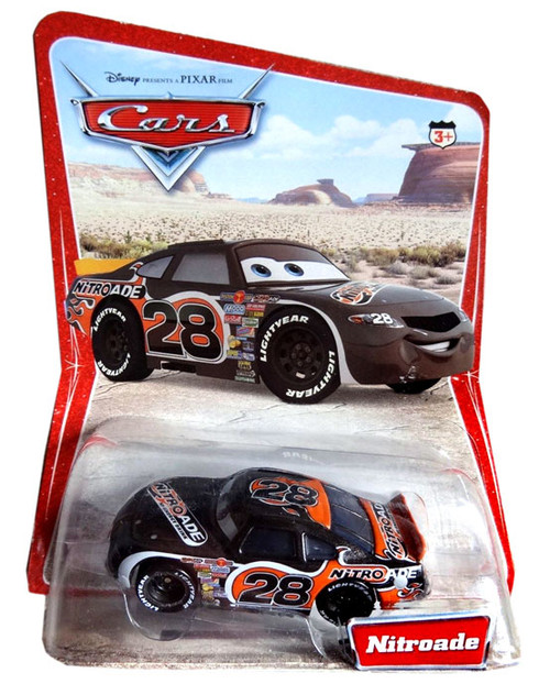 Disney Cars Series 1 Nitroade Diecast Car