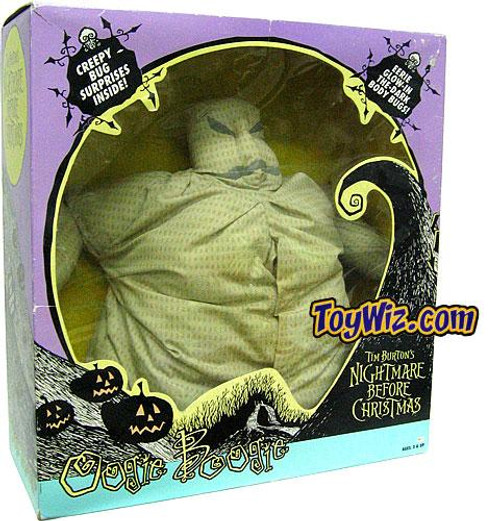 NECA The Nightmare Before Christmas Oogie Boogie Bugs in my Belly Plush